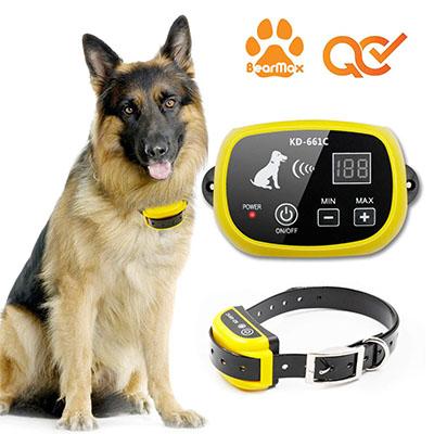 Best Wireless Dog Fences Bearmax Electric Wireless Dog Fence