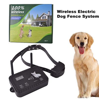 Best Wireless Dog Fences OKPETWireless Electric Dog Fence System